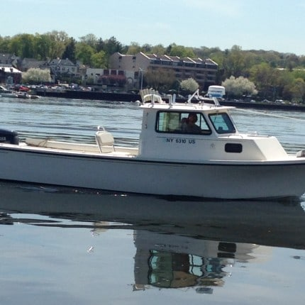 Parker Fishing Boat