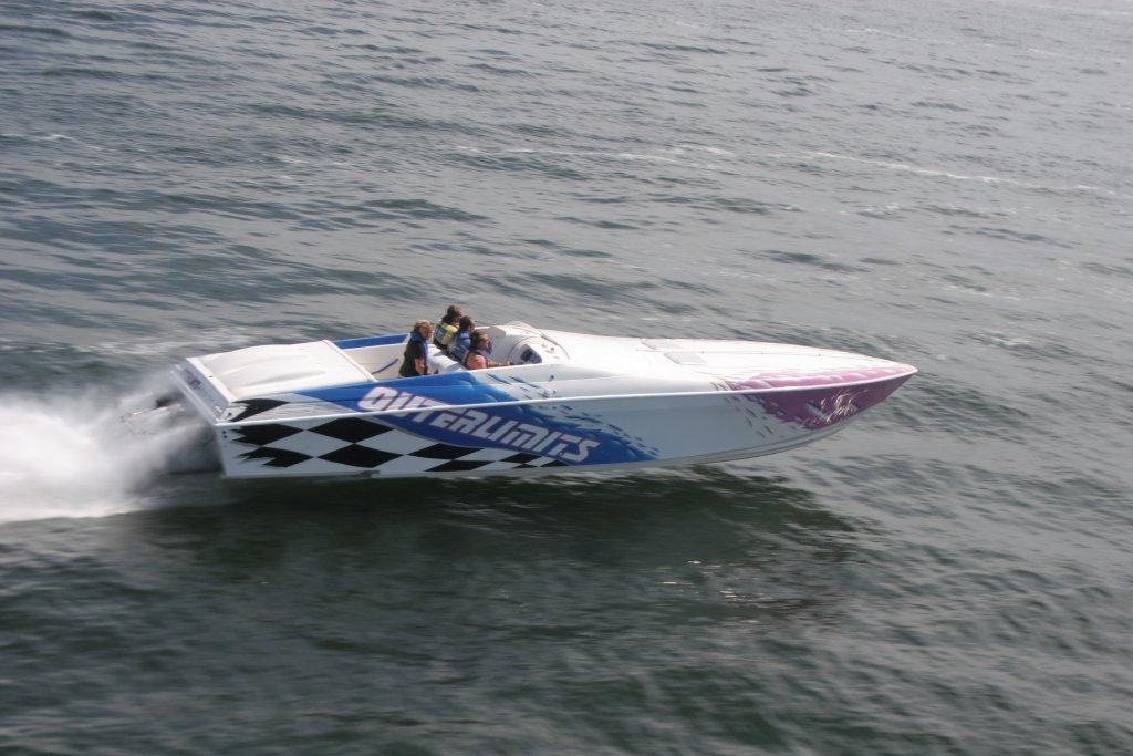 Speedboat 3