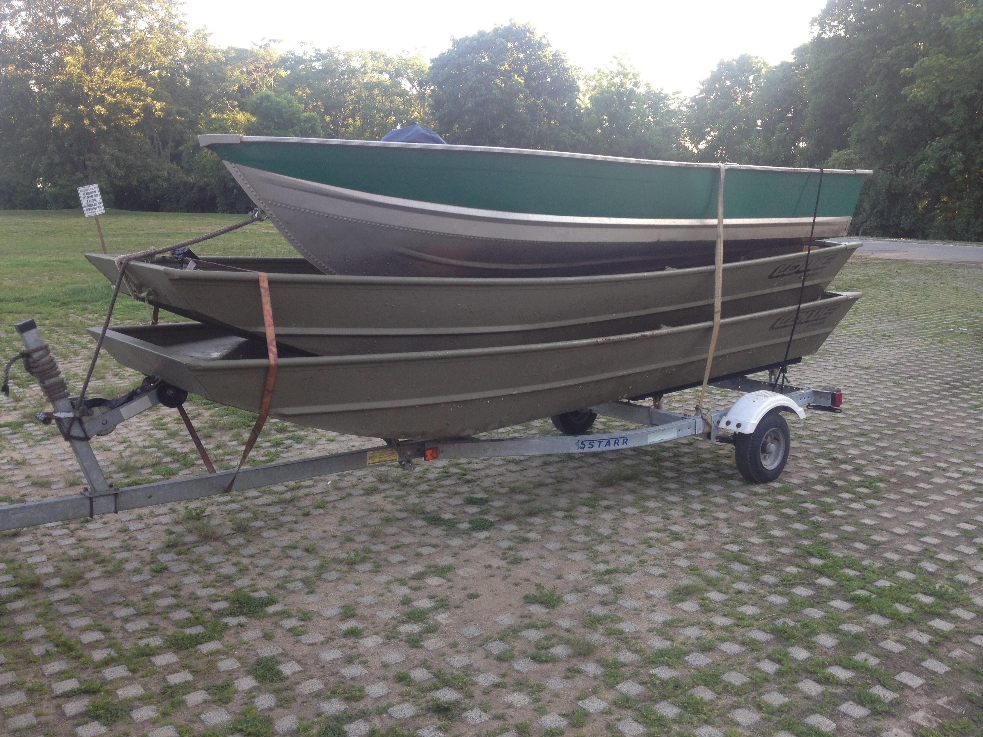 John Boat/12.5 Row Boat