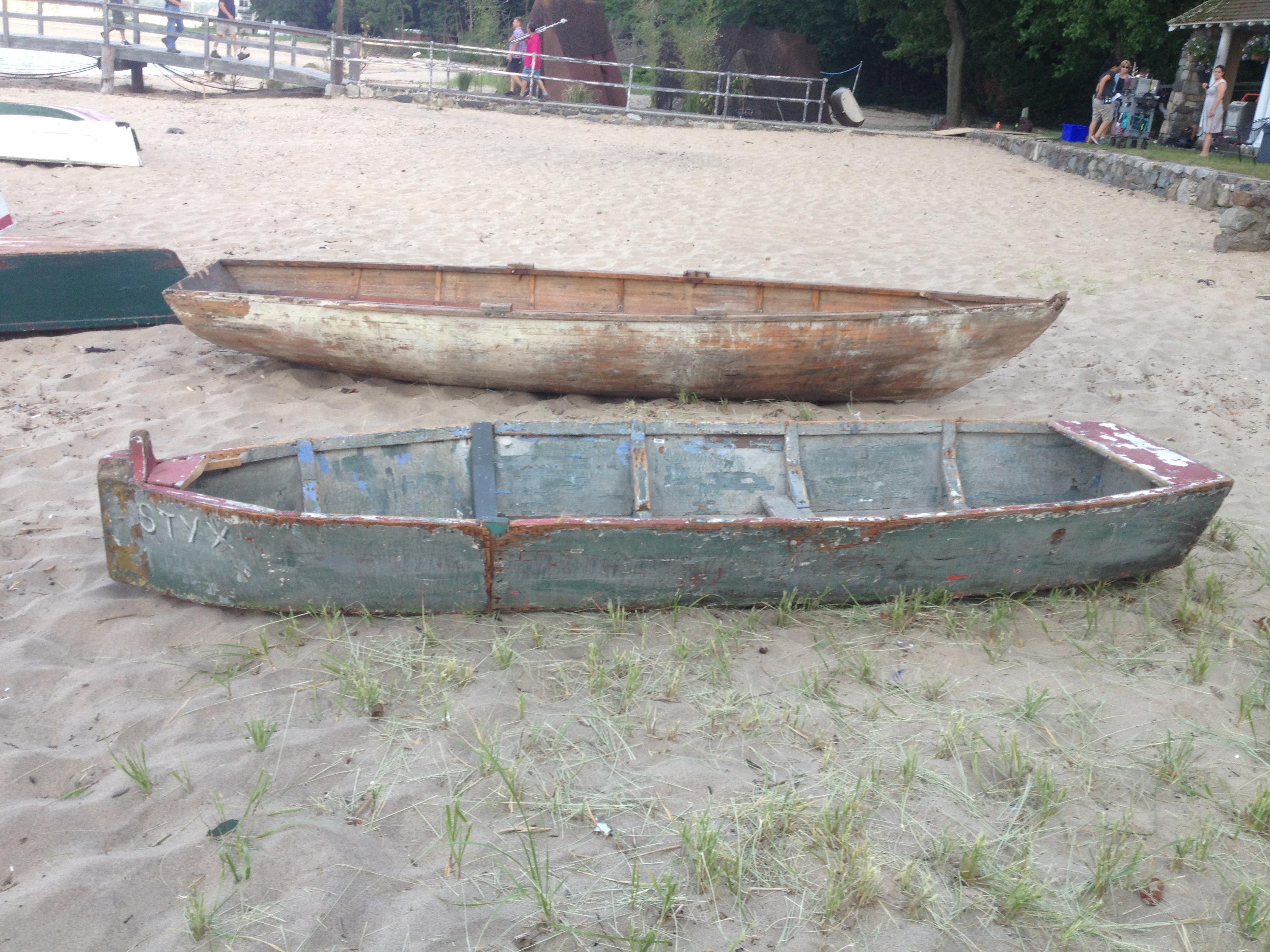 1915 Swamp Boat