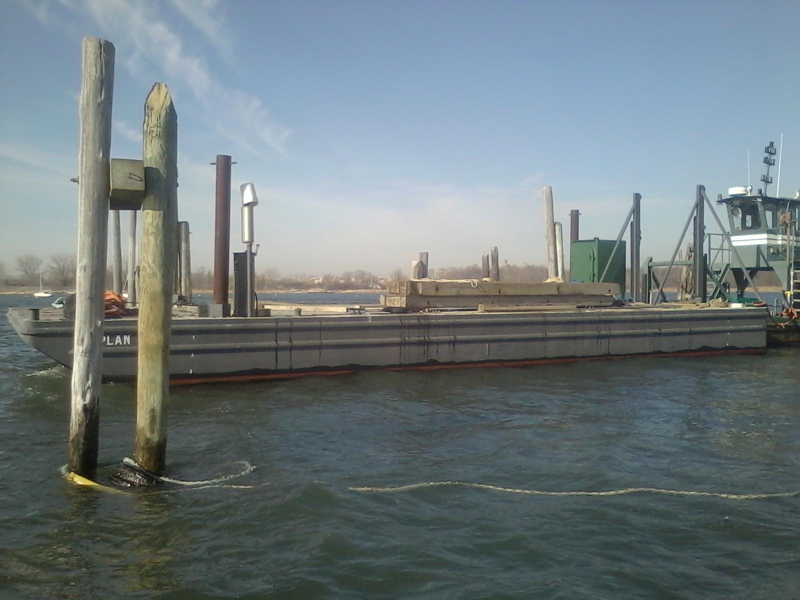 Utility Barge