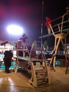 Robert Di Niro High Dive