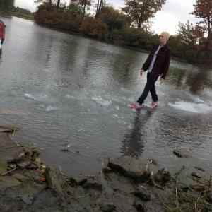 Eminem Walking On Water