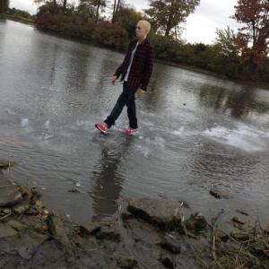 Eminem Walking On Water 2
