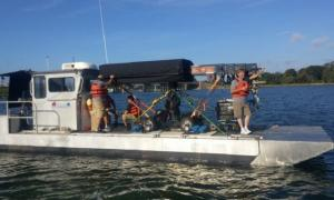 Camera Barge
